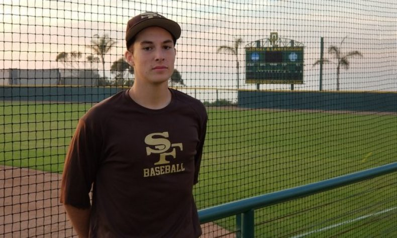 St. Francis Star Aaron Treloar Commits to Point Loma