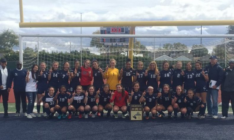 Flint Prep Girls Soccer Wins School's First CIF Title