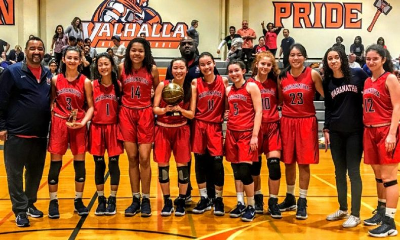 Maranatha Wins San Diego Tournament